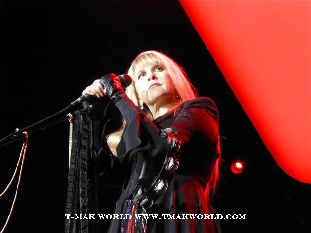 Stevie Nicks - Fleetwood Mac 2013 Newark NJ Concert Review