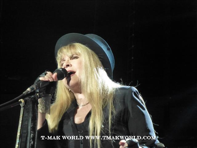Stevie Nicks - Fleetwood Mac 2013 Newark NJ Review
