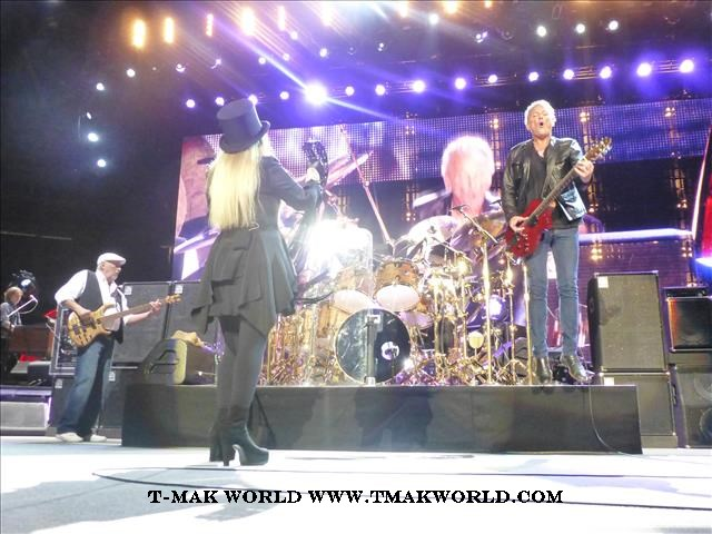 Fleetwood Mac 2013 Newark NJ Concert Review