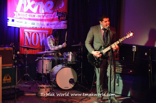 The Blue Stones at NXNE 2012