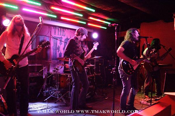 Stone River at The Hideout