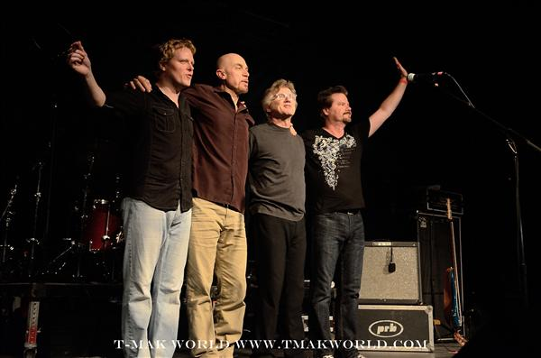 The Rik Emmett Band (Lakeshore Mardi Gras)