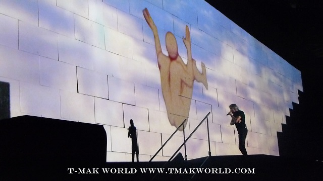 Roger Waters The Wall in Athens Greece