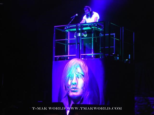 Andrew W.K. opening up for Black Sabbath in Toronto