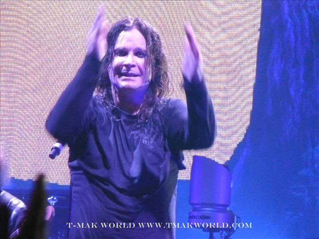Ozzy Osbourne - Black Sabbath Toronto August 14 2013