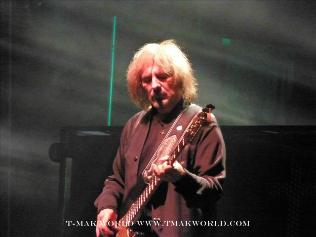 Geezer Butler - Black Sabbath in Toronto August 14 2013