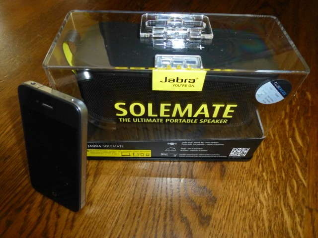 Jabra Solemate Packaging