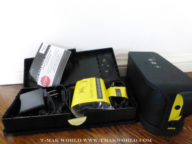 Solemate by Jabra - box contents