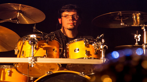 Kevin Shepard - Drums -- Photo is property of Eclipse