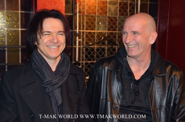 Lawrence Gowan and Michael Sadler