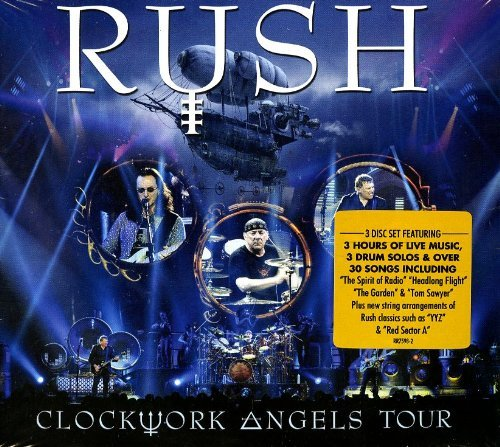 Rush - Clockwork Angels Tour