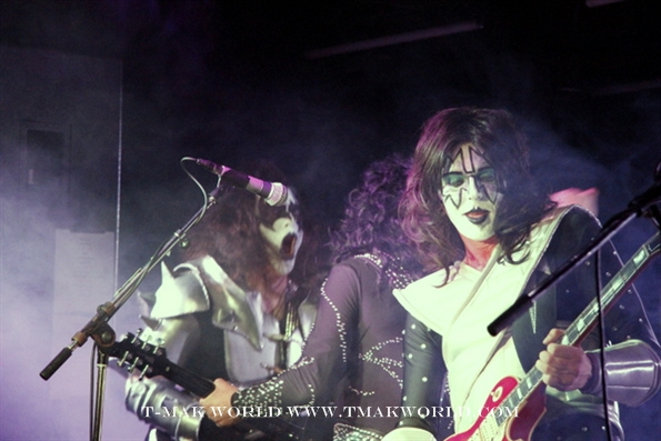 Rock and Roll Over performing the music of KISS