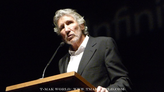 Roger Waters The Wall Movie Premiere