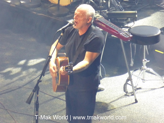 David Gilmour - Royal Albert Hall 2015