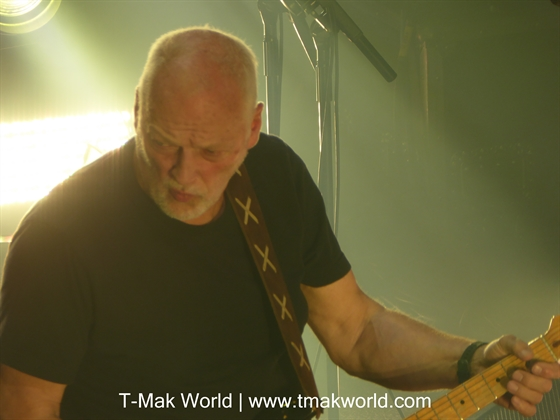 David Gilmour - Royal Albert Hall September 2015