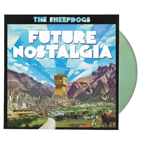 Sheepdogs Future Nostalgia