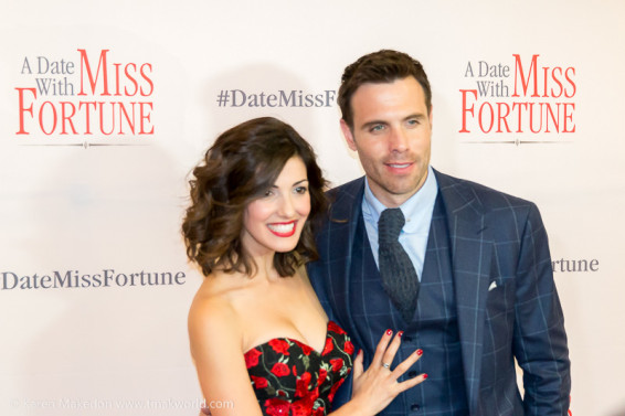 Ryan K Scott and Jeannette Sousa star in A Date with Miss Fortune