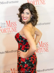 Jeannette Sousa is stunning in a floral gown