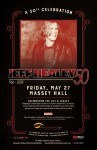 Jeff Healey 50th Celebration