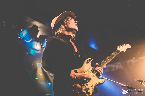 Philip Sayce - photo by. Pete Photographie