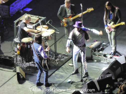The Tragically Hip in Toronto August 10 2016