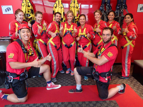 CN Tower Edgewalk Group