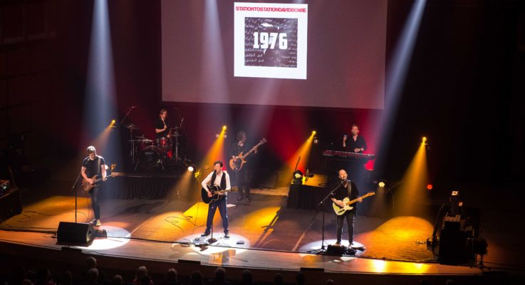 Live On Mars – A Tribute to David Bowie Concert Review
