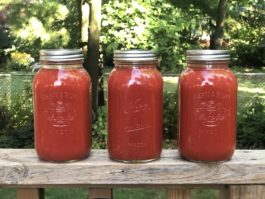 Canning Tomatoes Is Easy
